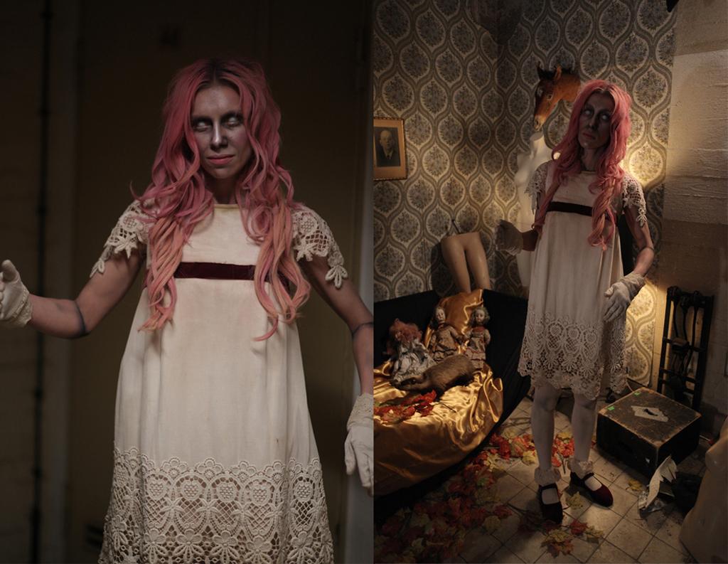 Ein kleiner Horrorfilm Produktion: Jade&PluraMovie Special FX: Anna P.