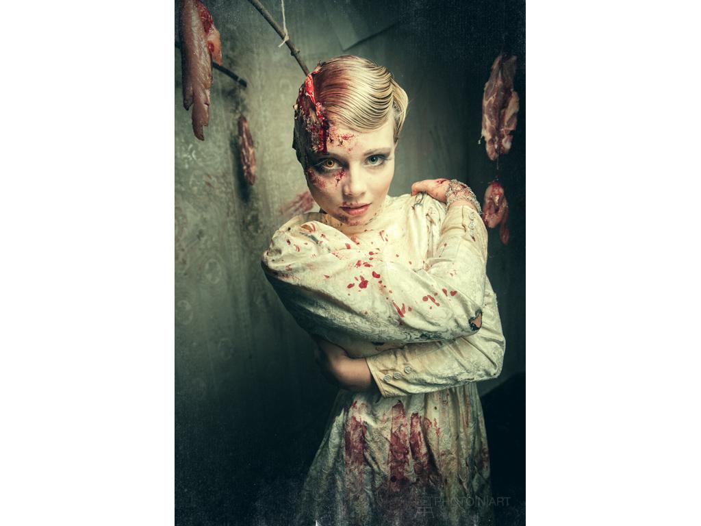 Fotograf: Mirko Thiele Special FX: Anna P. Zombie: Djamila Fristrup