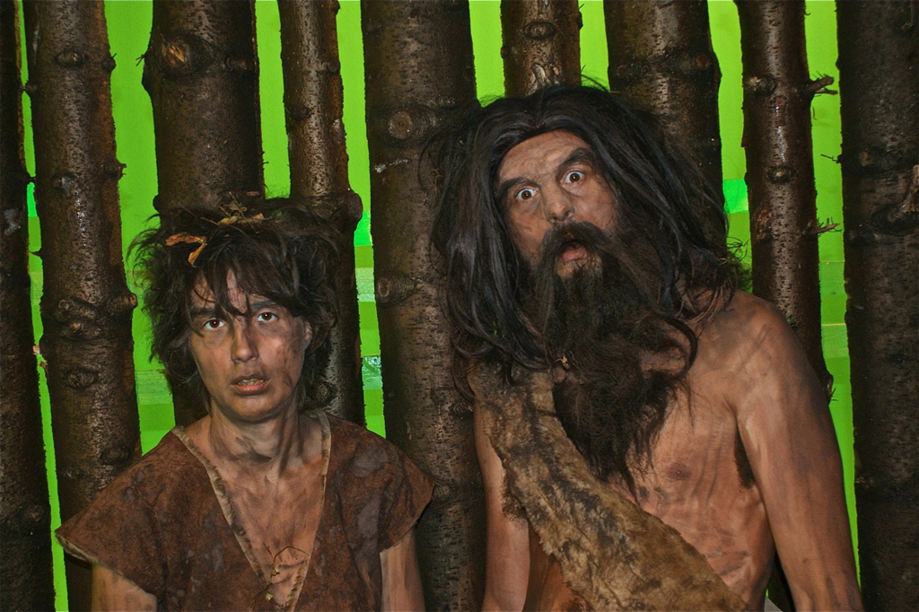 Neandertaler Special FX: Anna P.
