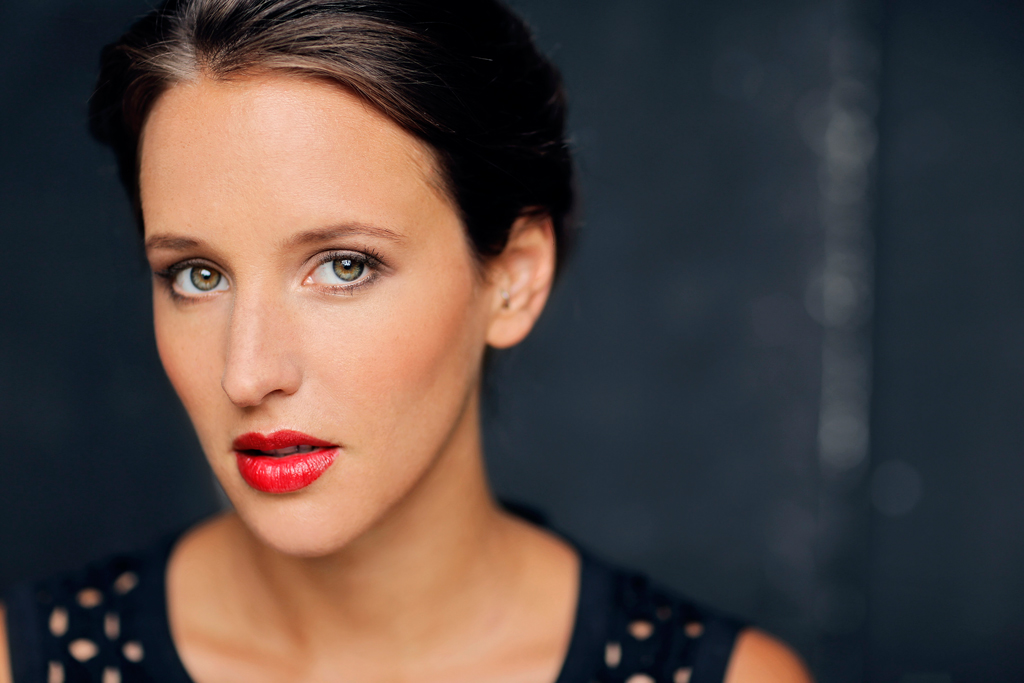 Fotograf: Thomas Leidig Hair&Make-up: Anna P. Sopranistin: Nora Friedrichs
