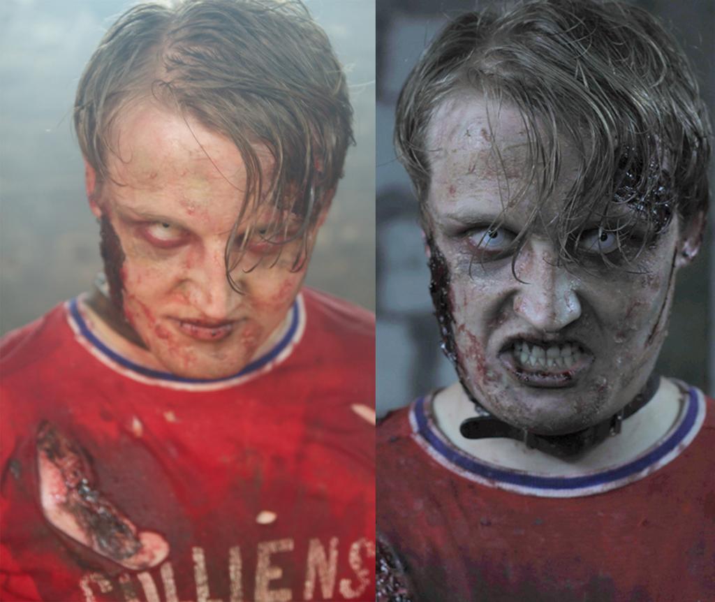Zombie Special FX: Anna P.